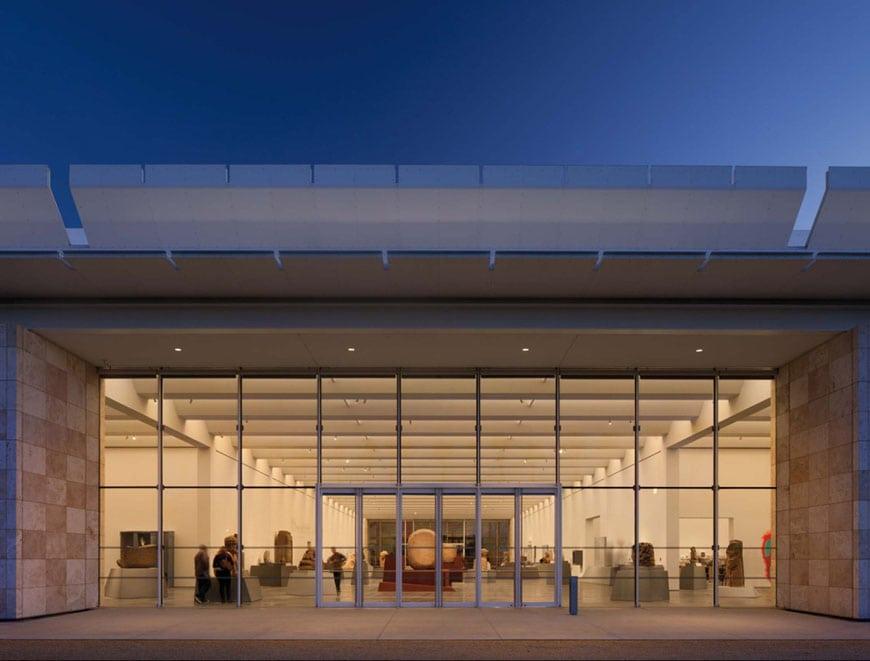 LACMA Resnick Pavilion Renzo Piano 1