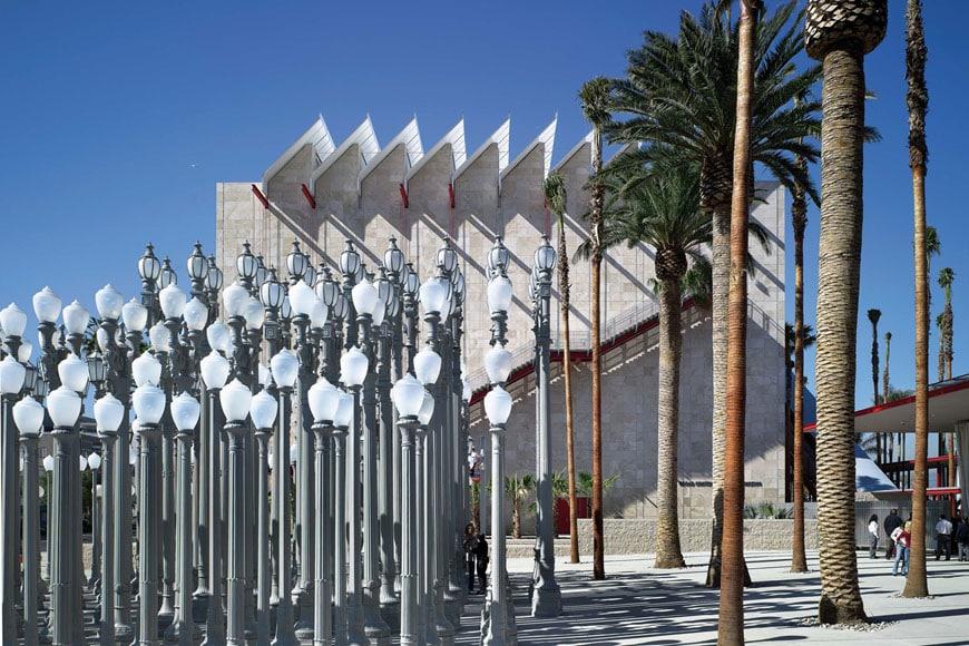 LACMA museum Los Angeles