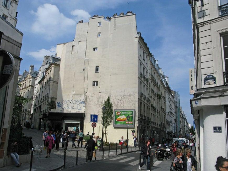 Oasis Aboukir living facade Paris Patrick Blanc 02