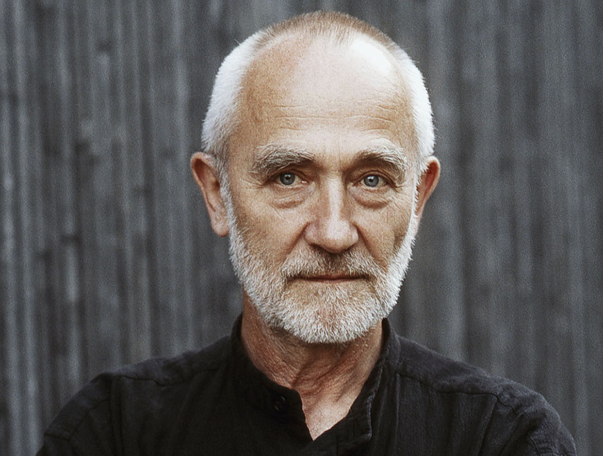 Peter Zumthor portrait