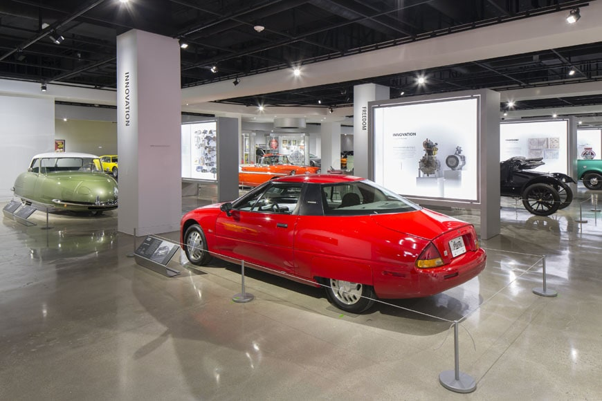 Petersen Automotive Museum Los Angeles 06