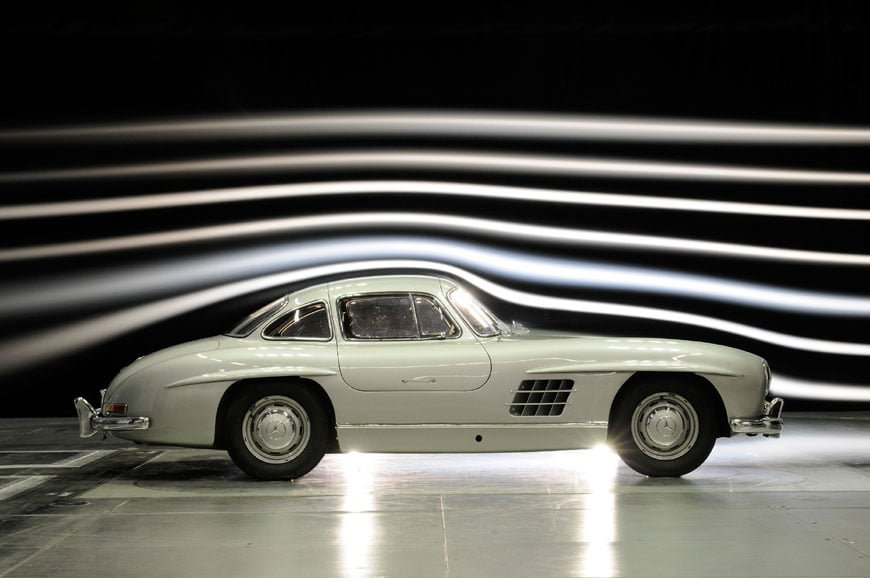 Petersen Automotive Museum Los Angeles Mercedes