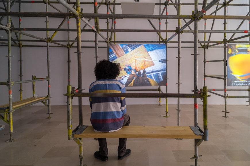 Poland pavilion exhibition Venice Architecture Biennale 2016 Inexhibit 01