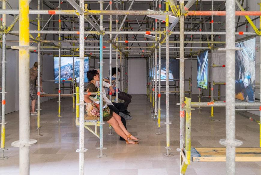 Poland pavilion exhibition Venice Architecture Biennale 2016 Inexhibit 03