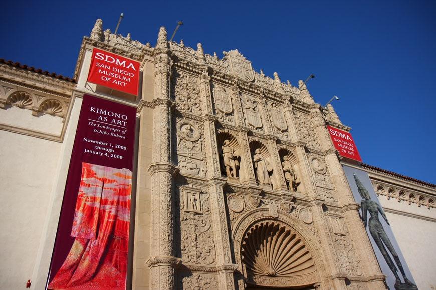 San Diego Museum of Art 3