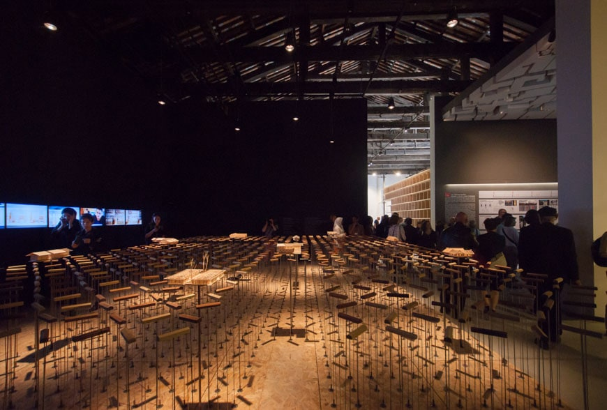 Thailand 15th venice architecture biennale 2016 for Biennale de venise architecture 2016
