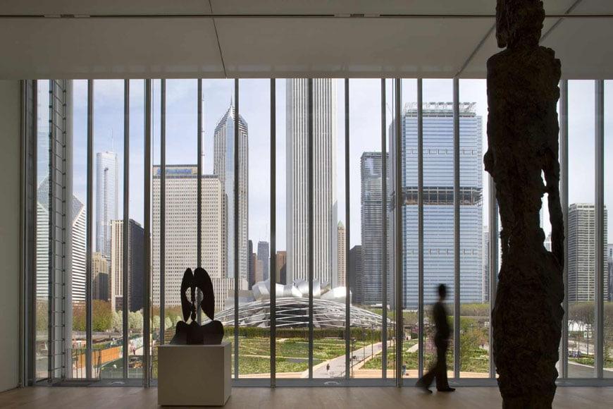 Art Institute Chicago Modern Wing Piano 06
