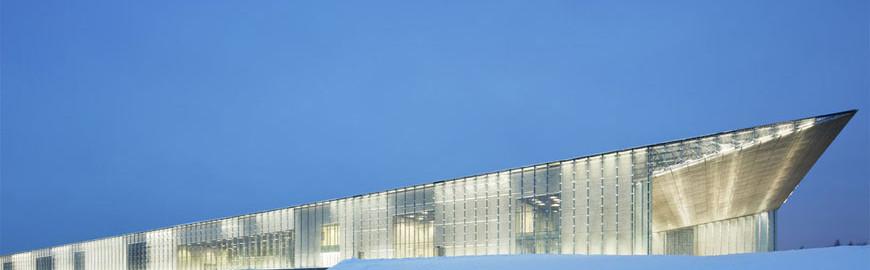 The (successful) challenge of DGT for the new Estonian National Museum