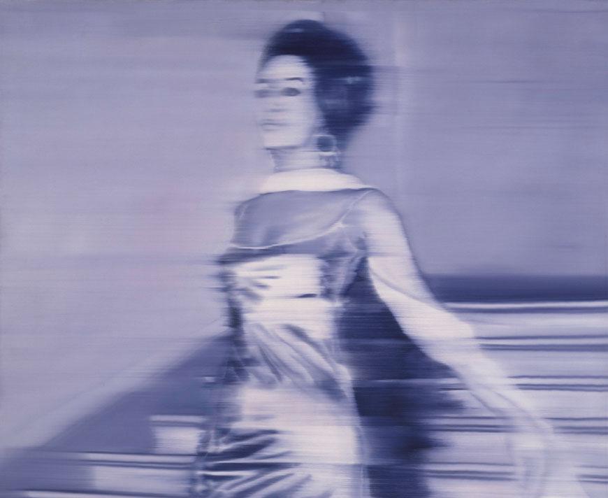 gerhard-richter-woman-stairacase-art-institute-chicago