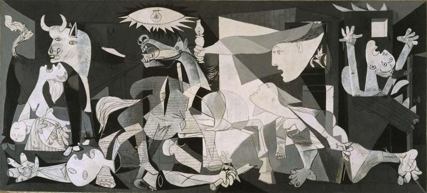 Guernica Picasso Reina Sofia Madrid