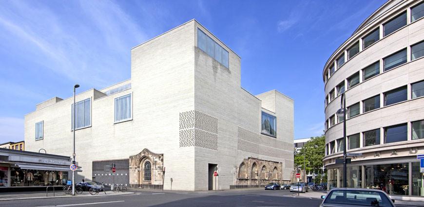 Kolumba - Museo d'arte dell'Arcidiocesi di Colonia Zumthor