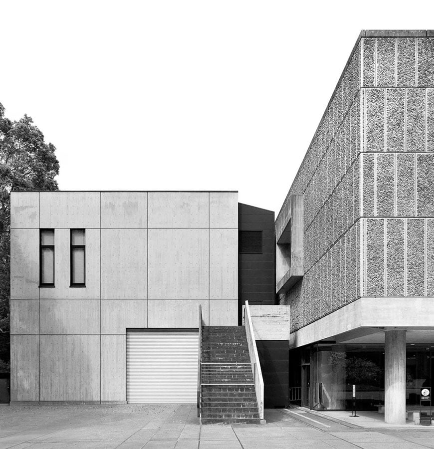 The national museum of western art in tokyo by le corbusier for Corbusier mobel