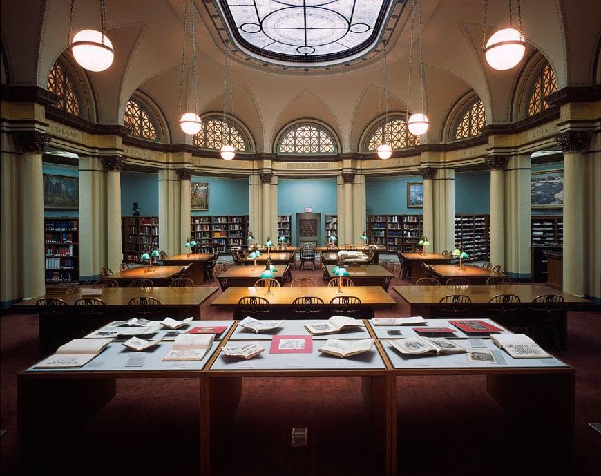 ryerson-library-art-institute-chicago