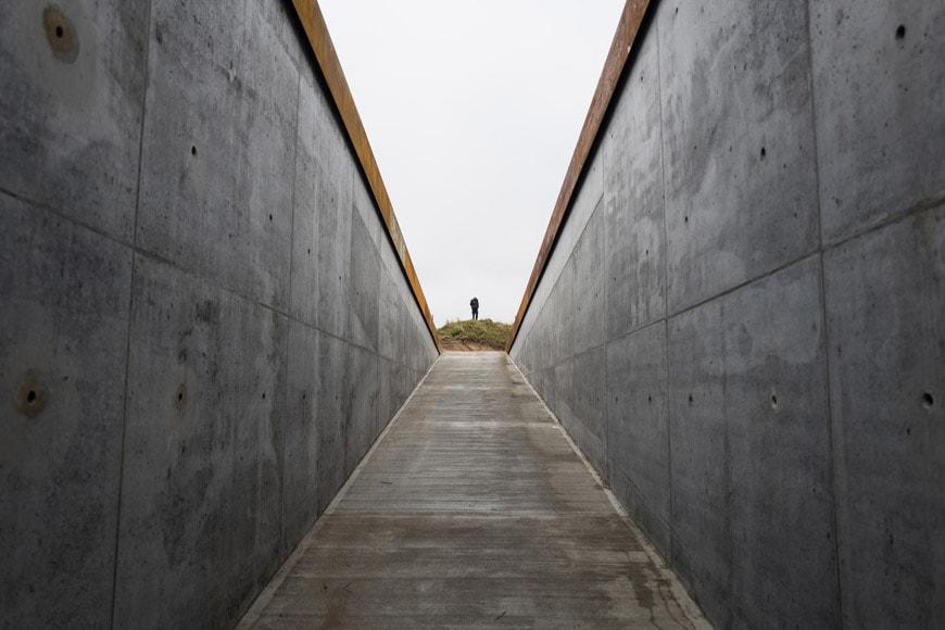 BIG Bjarke Ingels TIRPITZ Bunker Museum 01