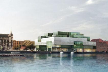 Rem Koolhaas – OMA | BLOX – Copenaghen