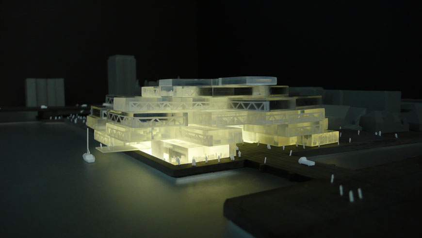 blox-copenhagen-rem-koolhaas-model