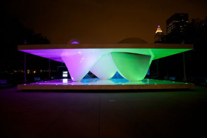 Chicago – The Burnham Pavilion by UNStudio