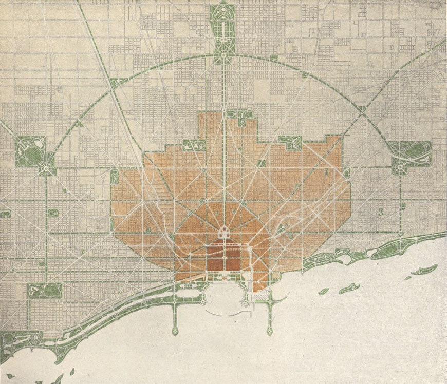 burnham-plan-of-chicago