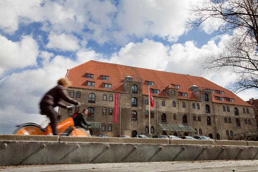 DAC Danish Architecture Center - Copenhagen