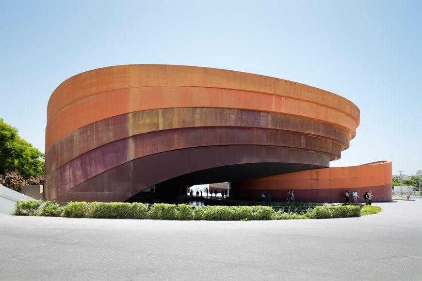 Museo del Design Holon Ron Arad