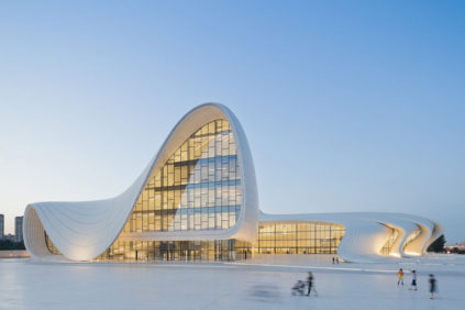 Centro Heydar Aliyev – Baku
