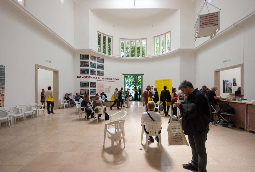 Pavilion of germany venice architecture biennale 2016 for Biennale venezia 2016
