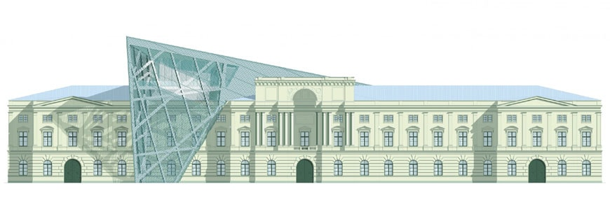 military-history-museum-dresden-daniel-libeskind-south-elevation
