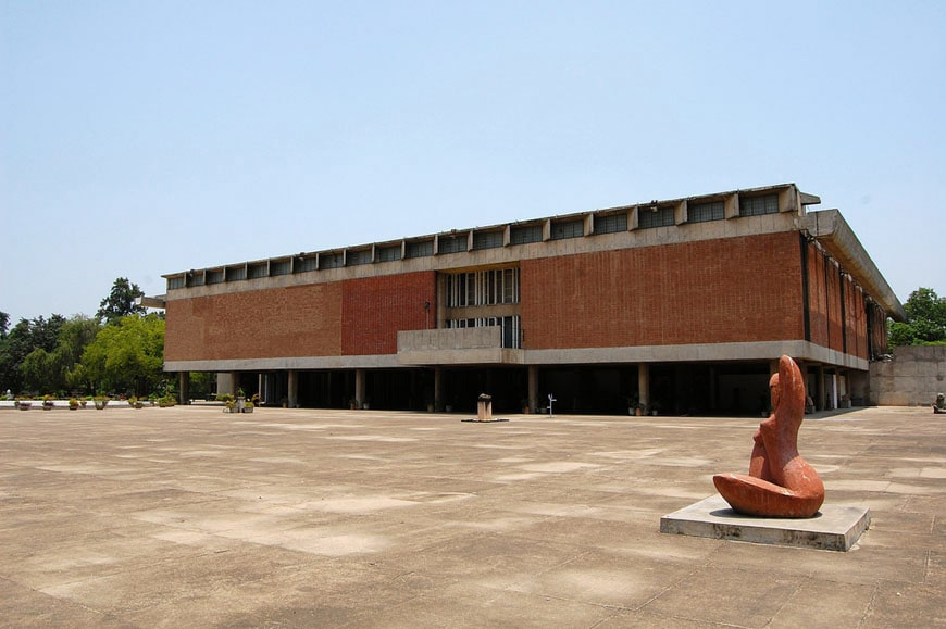 Government Amp City Museums Chandigarh Le Corbusier