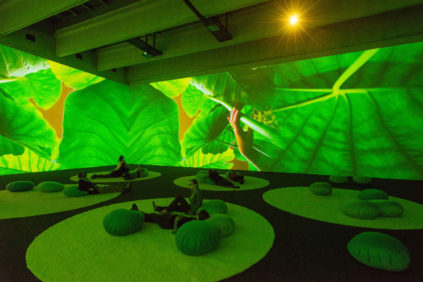New York – Pipilotti Rist: Pixel Forest exhibition at The New Museum