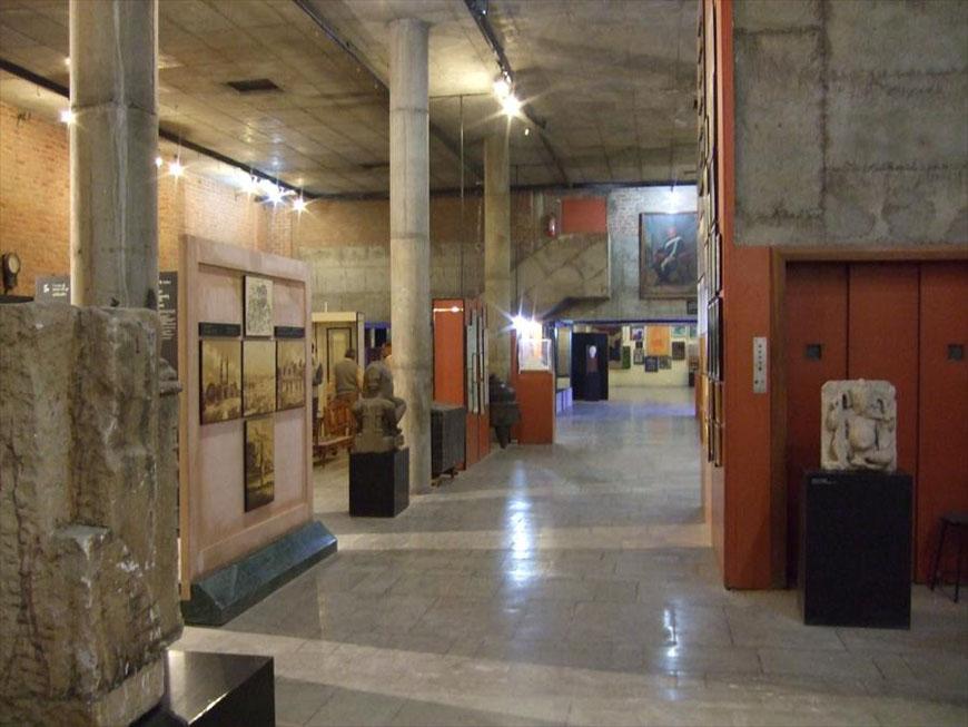 Sanskar Kendra Museum Ahmedabad Le Corbusier 02