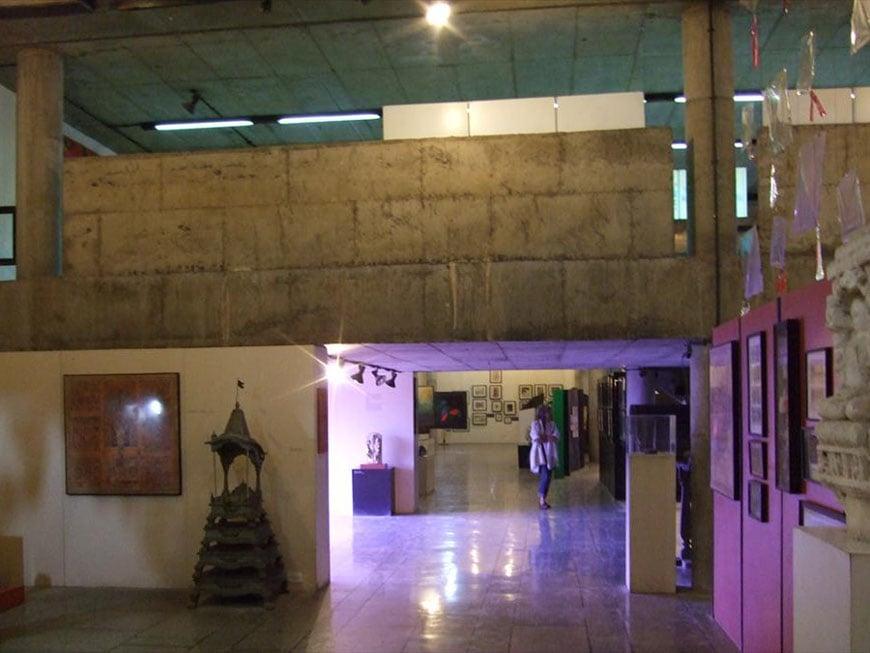 Sanskar Kendra Museum Ahmedabad Le Corbusier 10