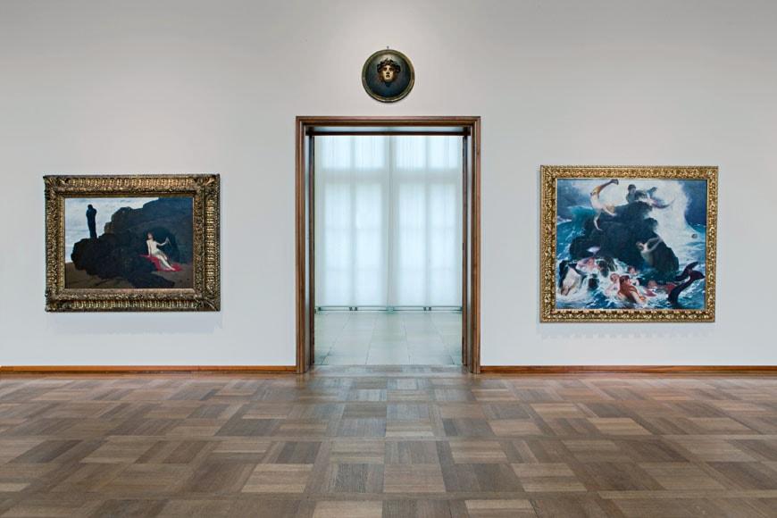 Kunstmuseum-Basel-Arnold-Böcklin-gallery