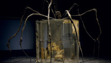 """Louisiana museum presents """"Louise Bourgeois Structures of Existence: The Cells"""""""