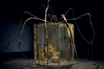 "Louisiana museum presents ""Louise Bourgeois Structures of Existence"""