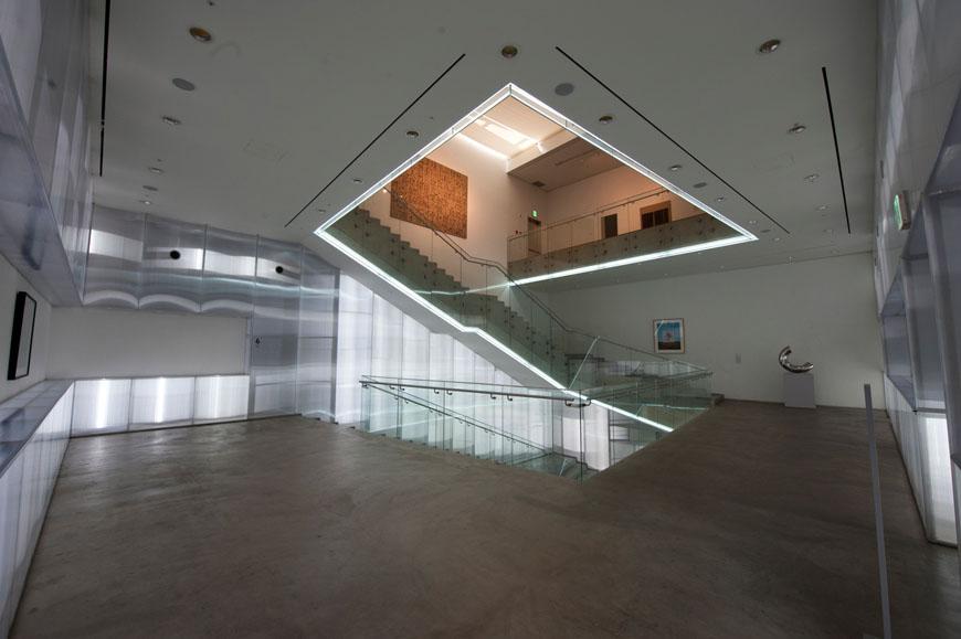 Seoul National University Museum Of Art Rem Koolhaas