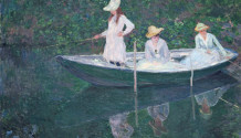 Basel | 50 masterpieces of Claude Monet at the Fondation Beyeler