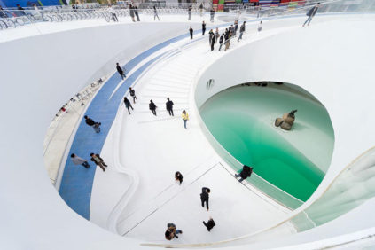 BIG – Bjarke Ingels Group – Danish pavilion at Shanghai Expo 2010
