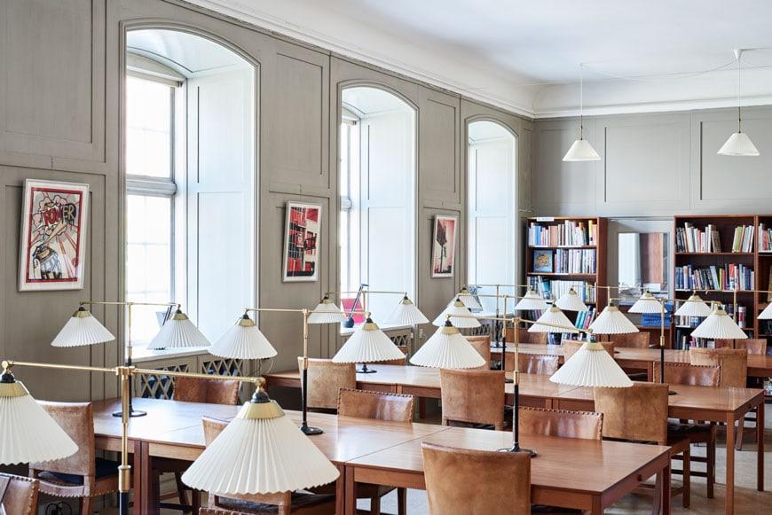 designmuseum-danmark-copenhagen-danish-interior-library