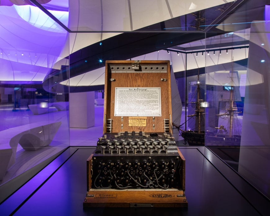 mathematics-gallery-science-museum-london-zaha-hadid-enigma-machine