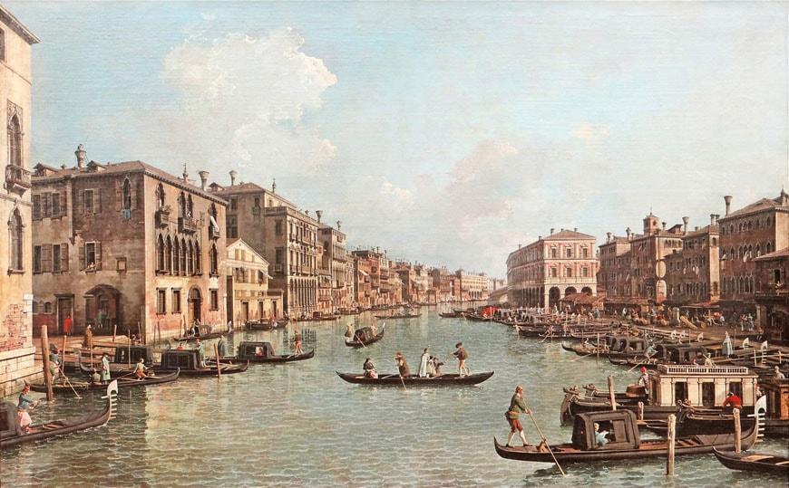 Canaletto Gemäldegalerie Berlin 2