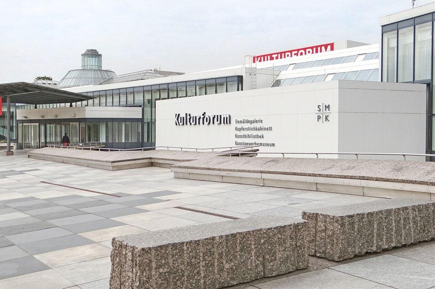 Gemäldegalerie Kulturforum Berlin 3
