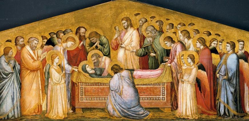 Giotto Gemäldegalerie Berlin