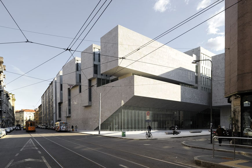 Grafton Architects Bocconi University Milan