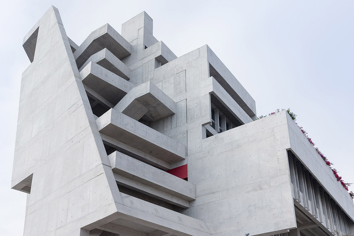 Grafton Architects Lima UTEC University