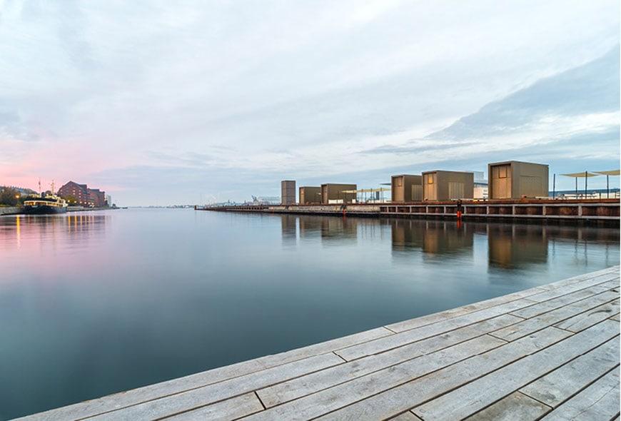 Kvæsthus Pier Copenhagen Lundgaard & Tranberg