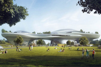 Los Angeles – The Lucas Museum of Narrative Art by MAD, a preview