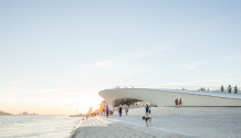 MAAT Museum of Art Architecture and Technology Lisbon AL_A Amanda Levete