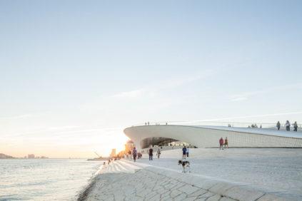 MAAT Museum of Art Architecture and Technology Lisbon AL_A Amanda Levete