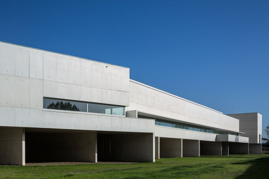 Nadir Afonso Museum for Contemporary Art Alvaro Siza