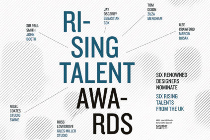 Rising Talent Awards UK at the next M&O Paris (20/24 January, 2017)
